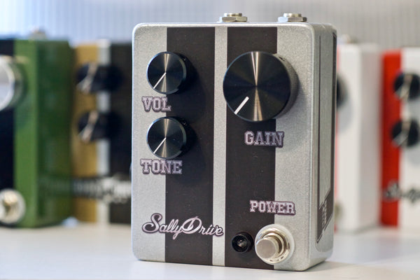 p2p guitar handwired effect pedal