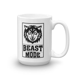 Beast Mode - Michael Humphrey Mug - 11 oz & 15 oz