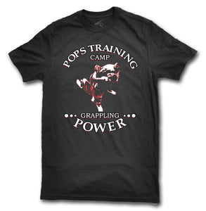 Khabib Grappling Power - Front Only