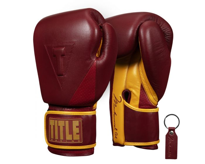 ALI Limited Edition Training Gloves - 12, 14, 16 OZ