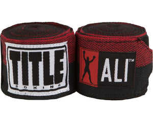 Muhammad Ali Semi-Stretch Hand Wraps