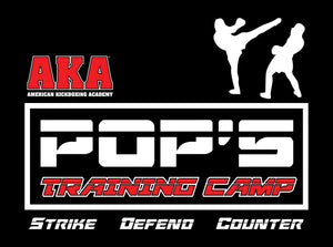 Pops Training Camp - Front & Back