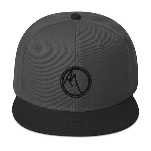 Rated Logo Snapback Hat
