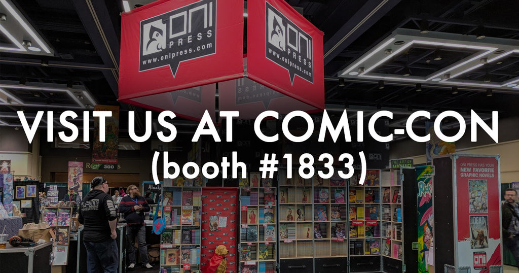 Oni Press at Comic-Con