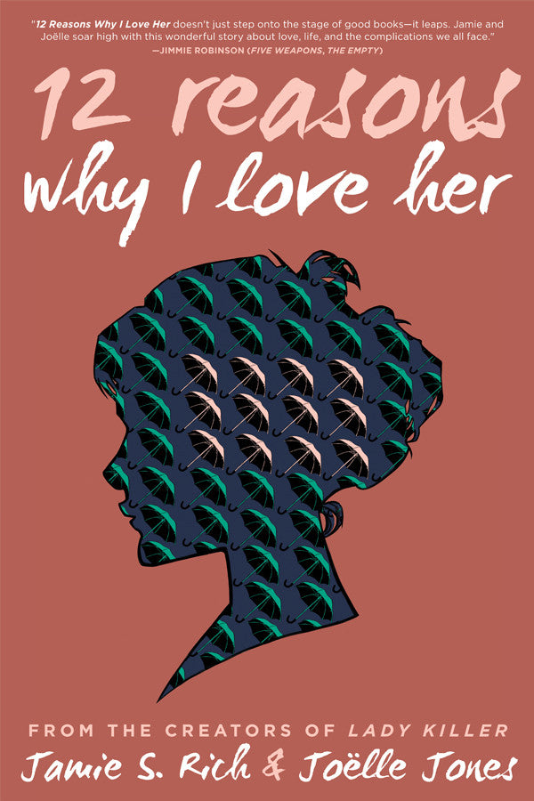12 Reasons Why I Love Her - Hardcover