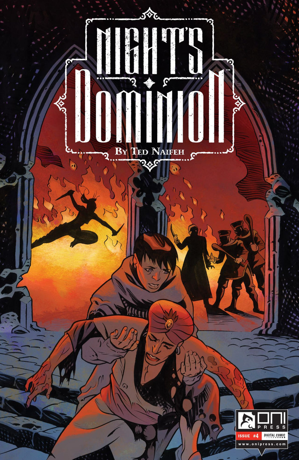 Night's Dominion #4