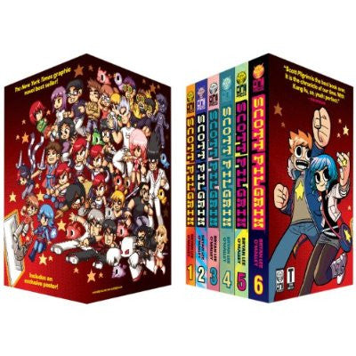 Scott Pilgrim's Precious Little Box Set