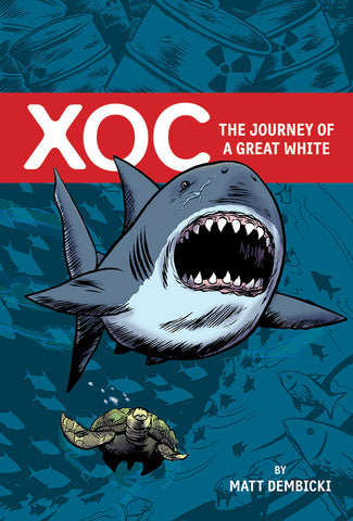 XOC - Journey of a Great White