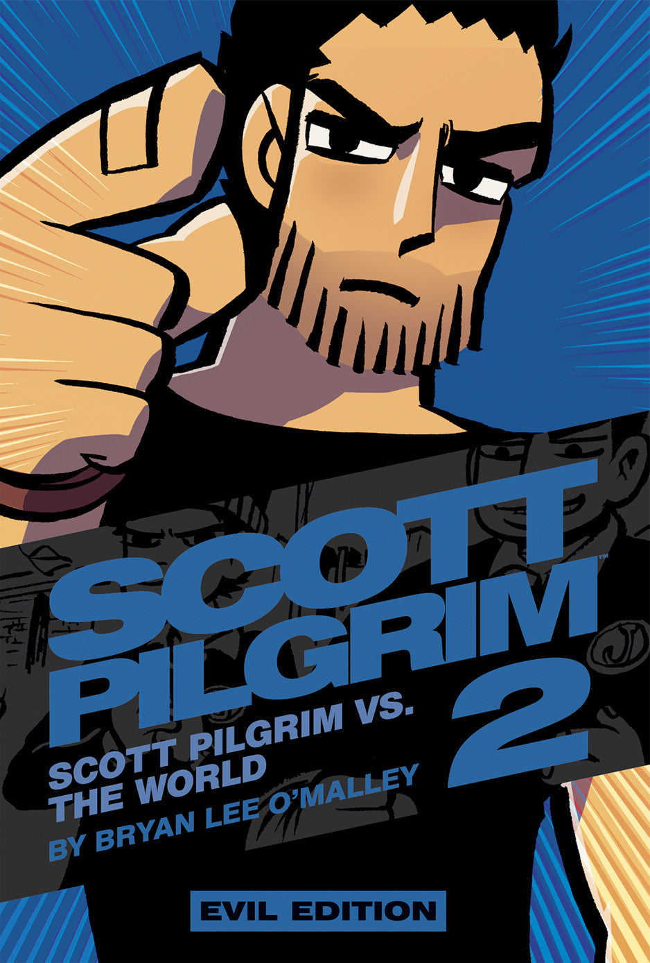 Scott Pilgrim Volume 2: Evil Ex Edition