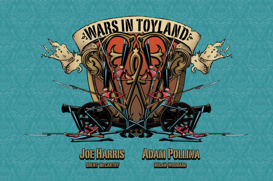 Wars in Toyland - Hardcover