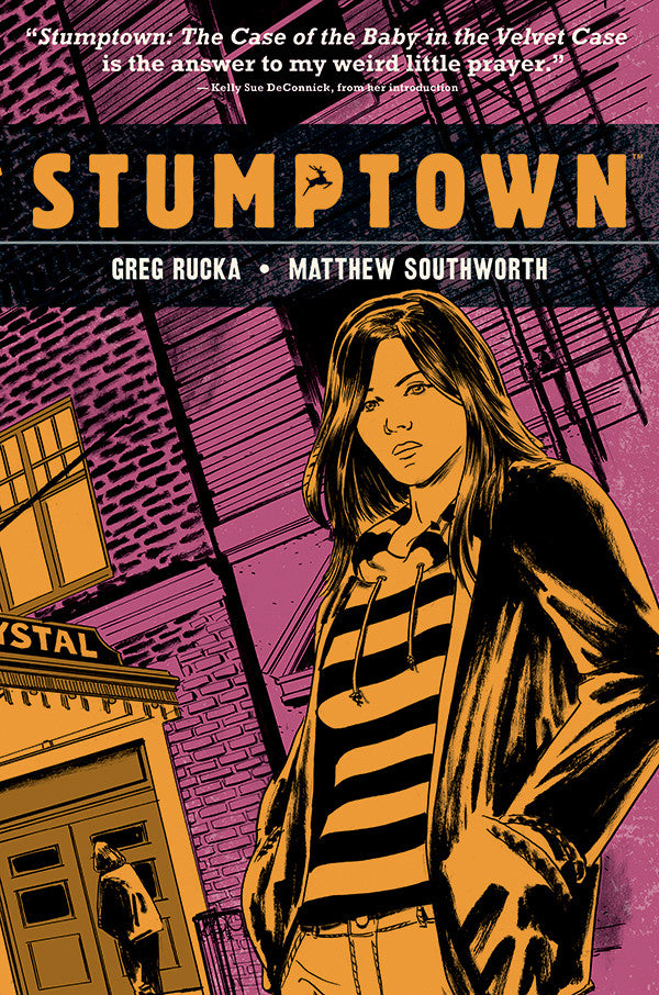 Stumptown Vol. 2: Hardcover