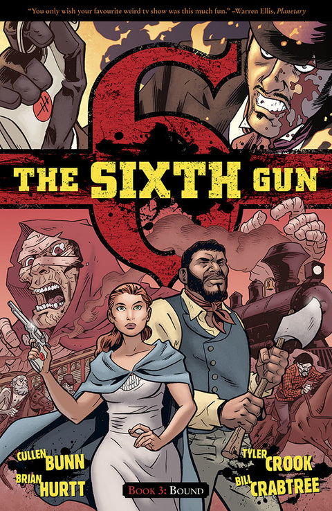 The Sixth Gun Vol. 3: Softcover
