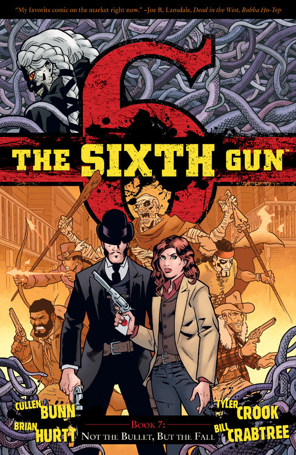 The Sixth Gun Vol. 7: Softcover