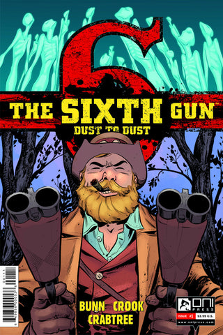 The Sixth Gun: Dust to Dust #1