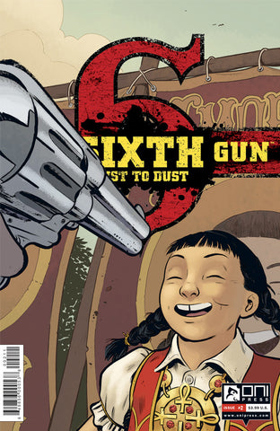 The Sixth Gun: Dust to Dust #2