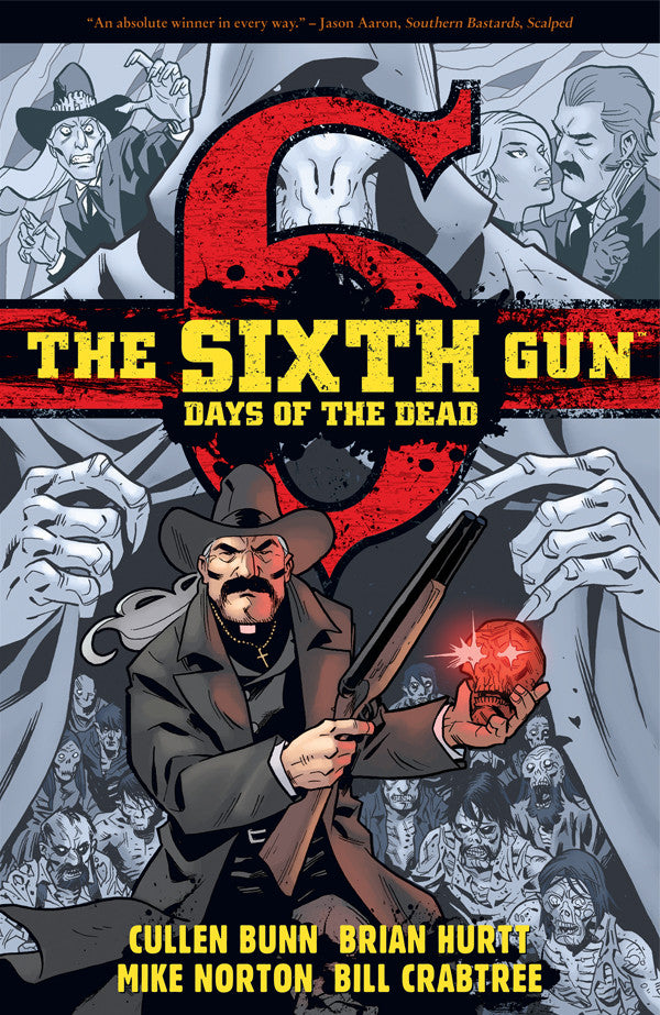 The Sixth Gun: Days of the Dead TPB