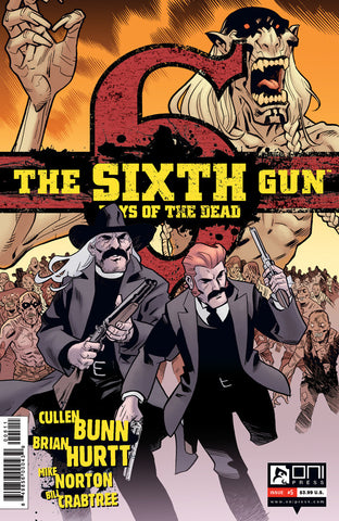 The Sixth Gun: Days of the Dead #5