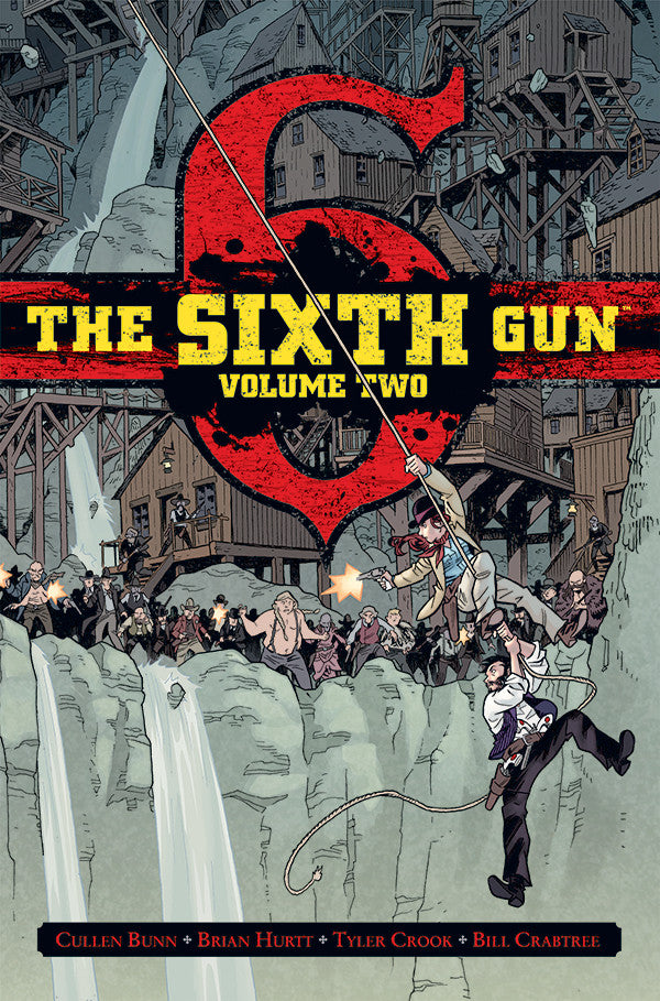 The Sixth Gun Deluxe Hardcover  Vol. 2