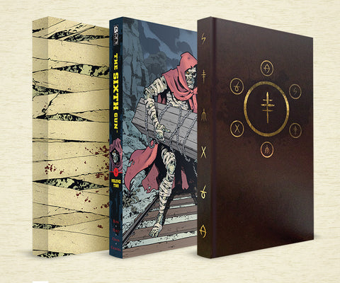 The Sixth Gun Hardcover: GUNSLINGER EDITION V2