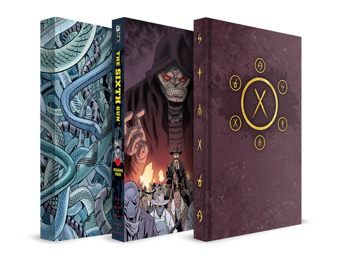 The Sixth Gun Hardcover: GUNSLINGER EDITION V4