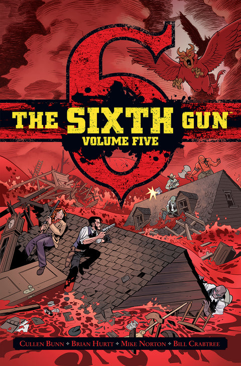 Sixth Gun Deluxe Hardcover Vol. 5