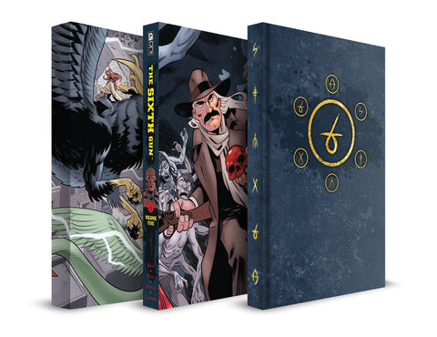 The Sixth Gun Hardcover: GUNSLINGER EDITION V5