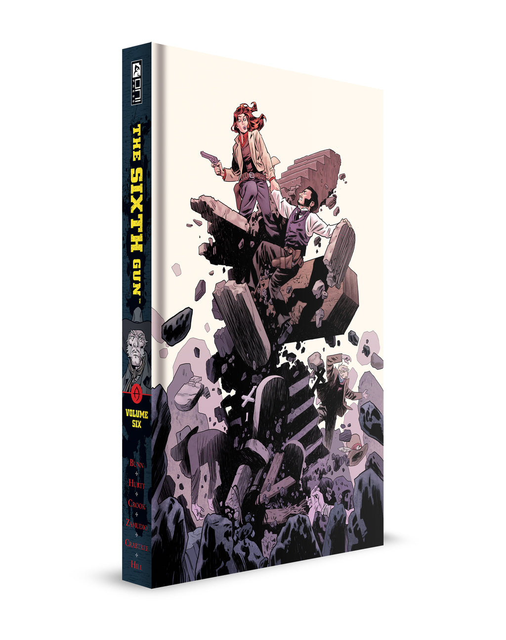 Sixth Gun Gunslinger Edition Vol. 6
