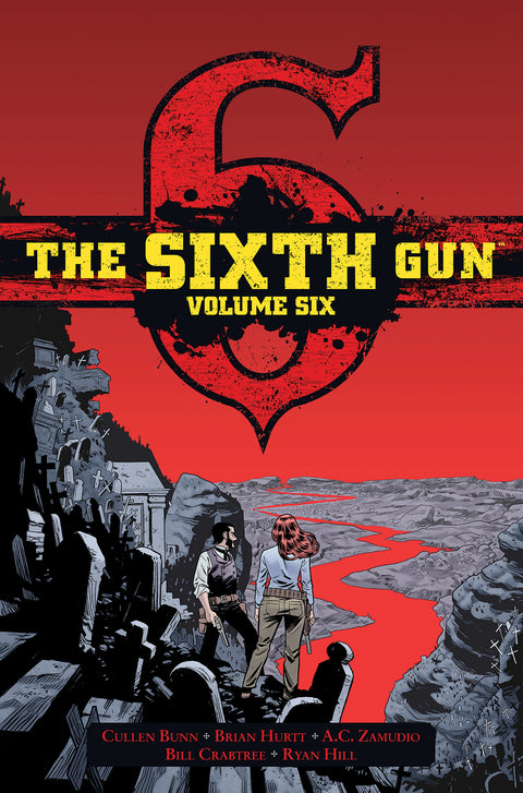 Sixth Gun Deluxe Hardcover Vol. 6