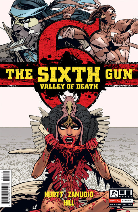 The Sixth Gun: Valley Of Death #1