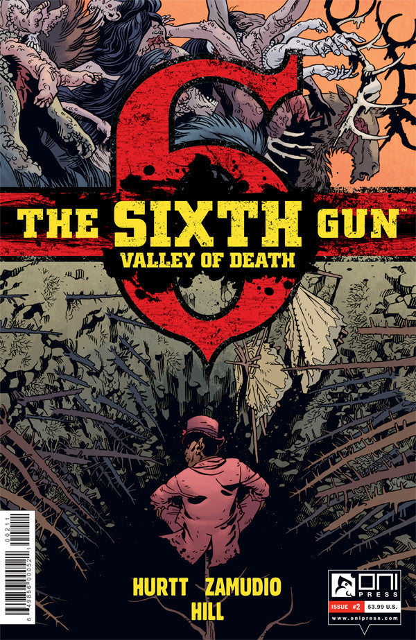 The Sixth Gun: Valley Of Death #2