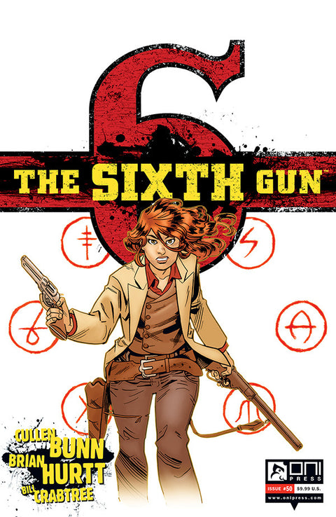 The Sixth Gun #50
