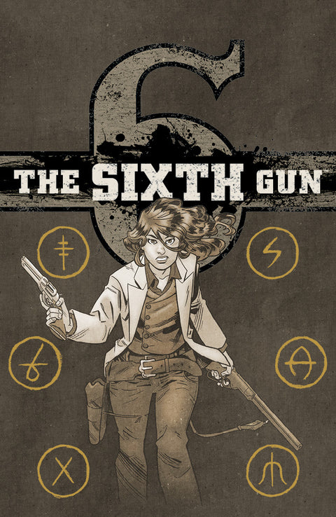 The Sixth Gun #50 - Oni Exclusive