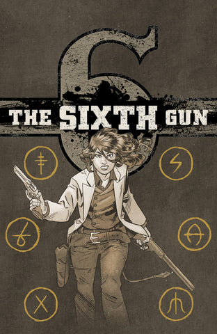 Sixth Gun #50 - Oni Press Exclusive