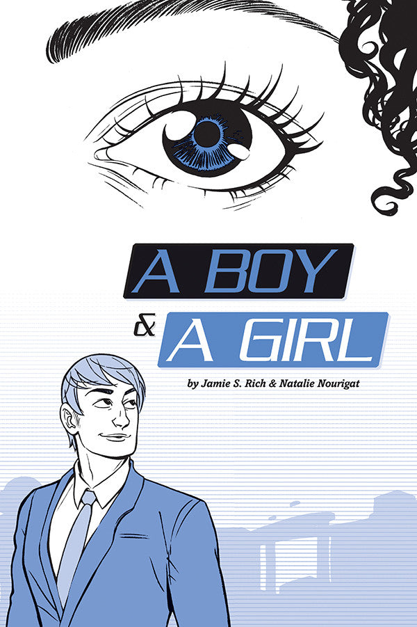 A Boy And A Girl - Hardcover