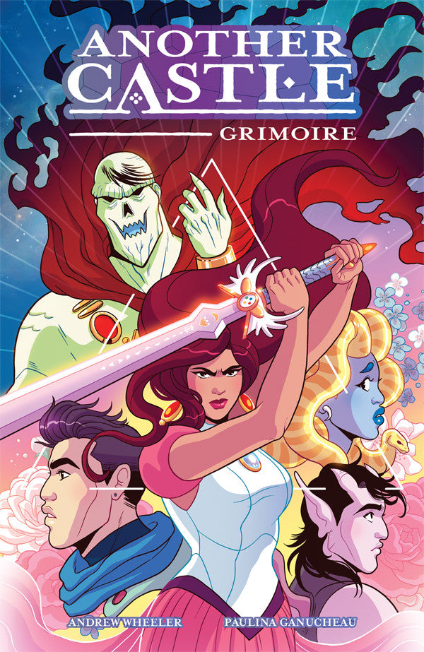 Another Castle: Grimoire TPB