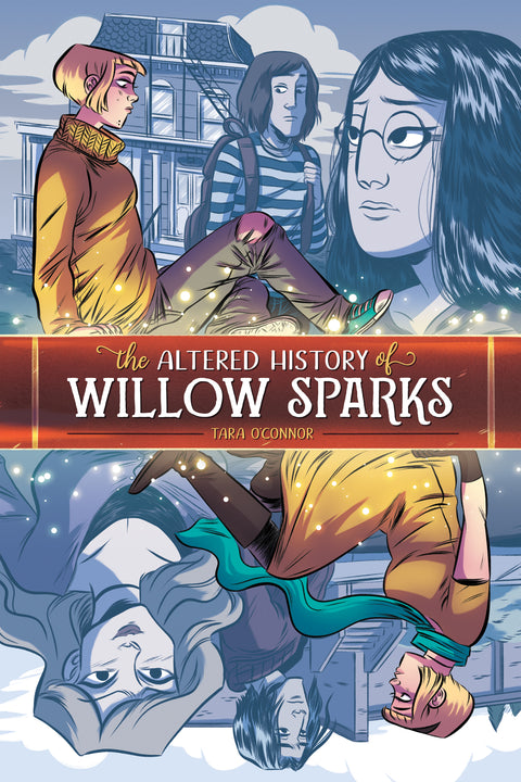 The Altered History of Willow Sparks TPB