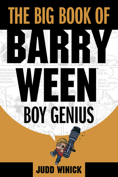 Big Book of Barry Ween: Boy Genius TPB