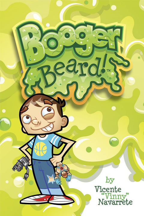 Booger Beard - Hardcover