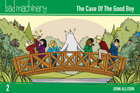 Bad Machinery Vol. 2 Pocket Edition