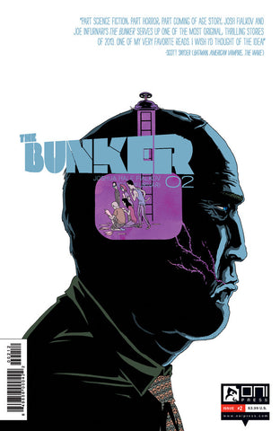 The Bunker #2- 2nd printing