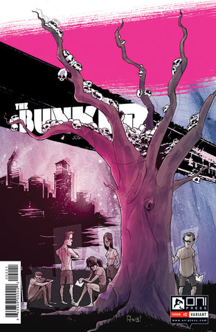 The Bunker #2 (Rob Guillory variant)