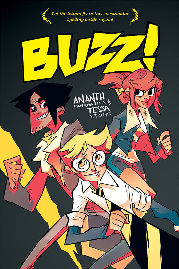 BUZZ! - Softcover