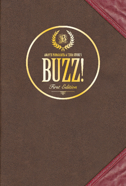 BUZZ!: Oni Exclusive - Hardcover