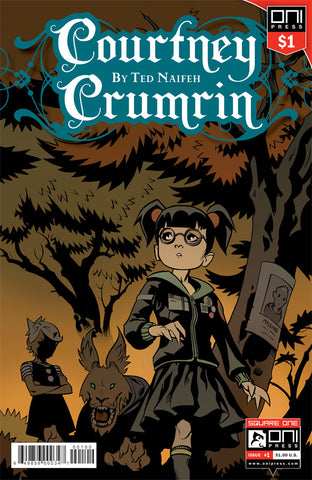 Courtney Crumrin #1 ($1 issue)