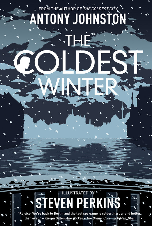 The Coldest Winter Hardcover