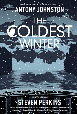 The Coldest Winter HC