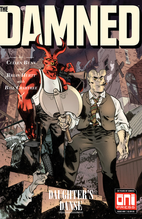 The Damned #10