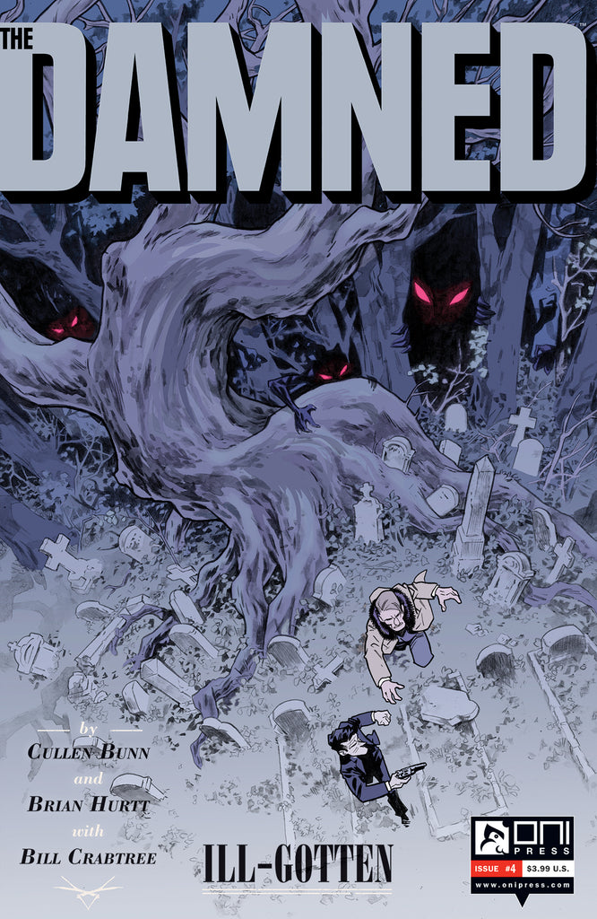 The Damned #4