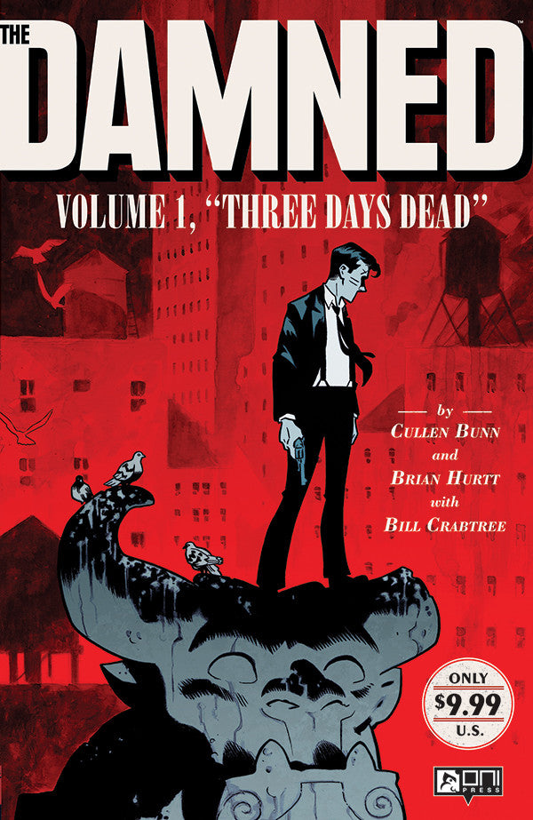 Damned Vol. 1: Color Edition