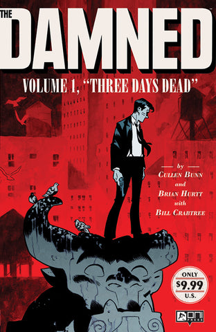 The Damned Vol. 1: Three Days Dead